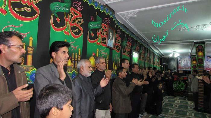 هیئت ابوالفضلی تهران
