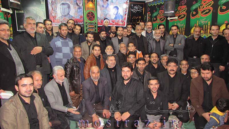 هیئت موسیرزیهای تهران